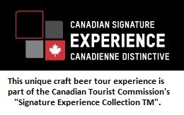 THE ULTIMATE CANADIAN CRAFT BEER EXPERIENCE