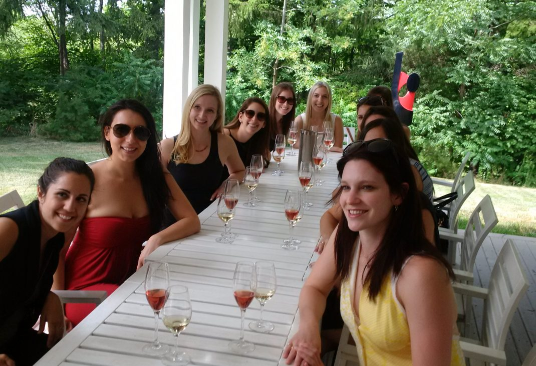 A TOUR TO NIAGARA ESCARPMENT AND TWENTY VALLEY WINERIES